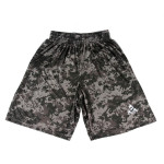 Action Gear Gr-bl camo shorts