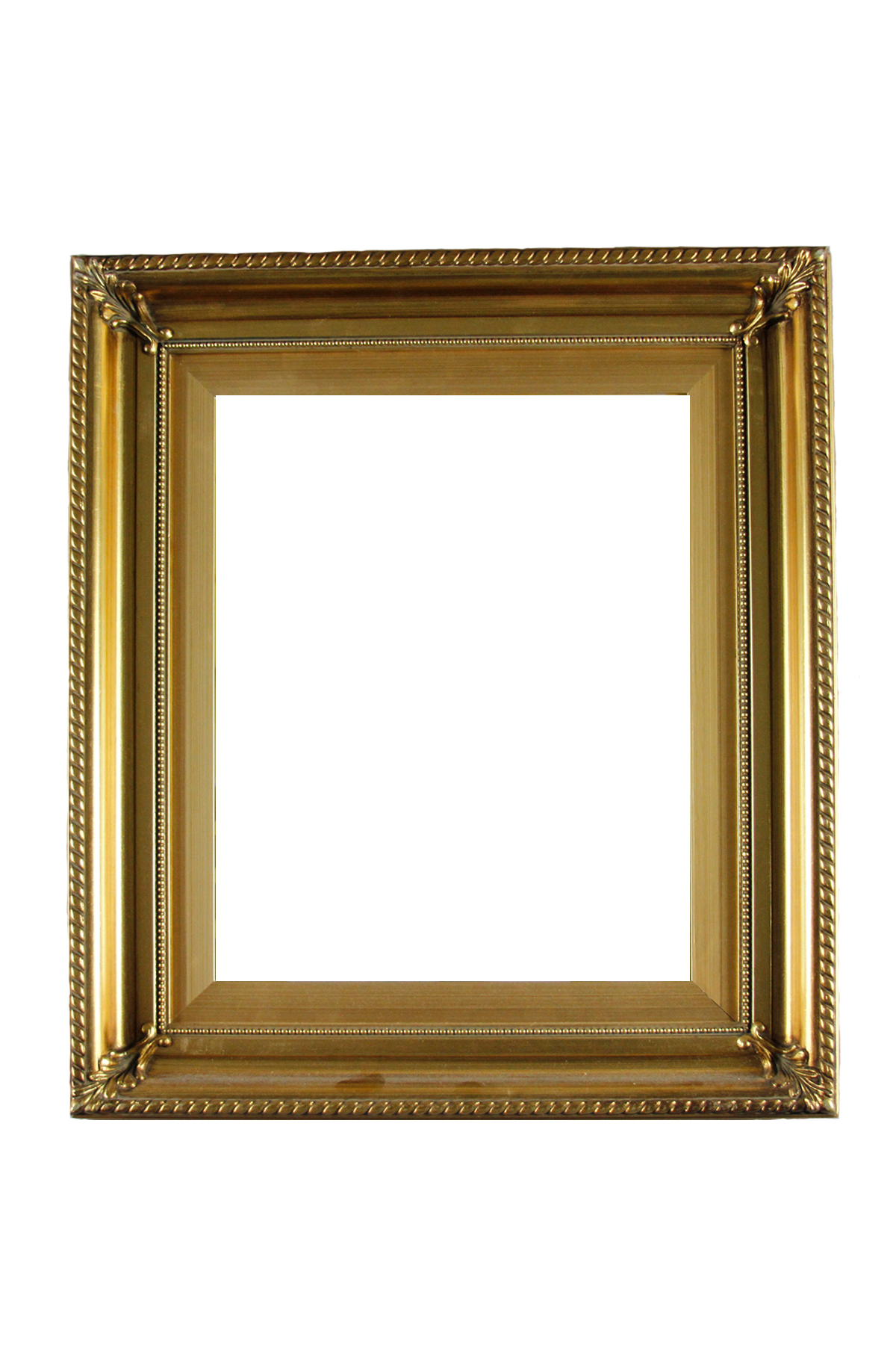 Action 1 StudiosGold Wood Picture Frame
