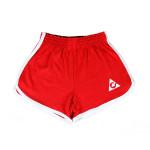 Ladys Red Logo shorts